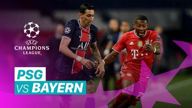 Berita video momen-momen penting yang terjadi pada laga leg II perempat final Liga Champions 2020/2021 antara PSG melawan Bayern Munchen, Rabu (14/4/2021) dinihari WIB.