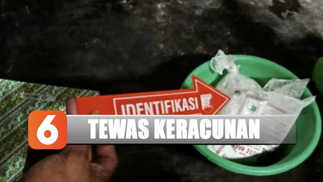 Hingga Sabtu pagi, sejumlah sampel makanan ubi jalar dan tepung dibawa ke Laboratorium Semarang untuk diperiksa.