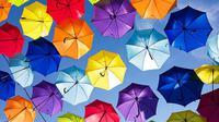 Ilustrasi payung yang punya sejarah panjang dan menarik (iStock)