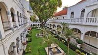 Hotel Majapahit di Surabaya. (dok.Instagram @ifan_rosandy/https://www.instagram.com/p/B4mN8NAhWzb/Henry)