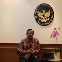 Menko Polhukam Mahfud Md (Foto:Liputan6/Putu Merta Surya Putra)