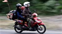 Sebagian pemudik kini bersiap menempuh perjalanan kembali ke Ibu kota, Bagi anda yang menempuh perjalanan menggunakan sepeda motor ada baiknya anda memperhatikan tips berikut ini.
