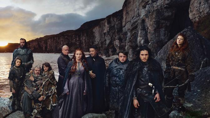 Game of Thrones Season 8 Episode 3 Pecahkan Rekor di Medsos