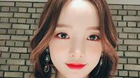 Makeup Korea ala Goo Hara. (dok. Instagram @koohara__/https://www.instagram.com/p/BlE90hoAK9m/?utm_source=ig_web_copy_link/Asnida Riani)