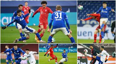 Liverpool resmi mendapatkan jasa Ozan Kabak dari Schalke. Bek muda potensial ini diharapkan bisa menjadi solusi atas rapuhnya lini pertahanan The Reds musim ini. (Foto Kolase AFP)