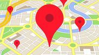 Ilustrasi Google Maps. (Doc: Daily Genius)