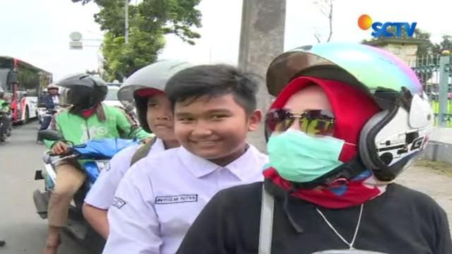 Sejak digelar Senin, 5 Maret 2018, Operasi Keselamat Jaya 2018 telah menilang lebih dari 3.500 pengendara dan 1.300 pengendara yang mendapat teguran.