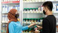 Solusi Kemudahan Belanja Produk Kesehatan dan Kecantikan Online. foto: istimewa