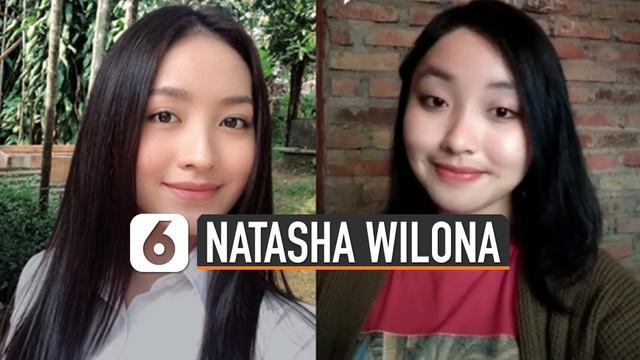 Video dan foto pelajar SMA mirip Natasha Wilona viral di media sosial.