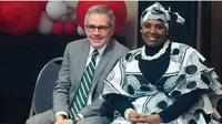 Movita Johnon Harrel menjadi wanita muslim ketiga yang terpilih menjadi anggota Kongres AS. (dok.Instagram @movitajohnsonharrell/https://www.instagram.com/p/BufM3yrH_SJ/Henry