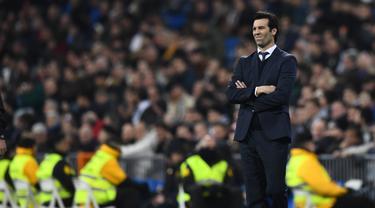 Real Madrid Perpanjang Catatan Negatif
