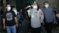 Wali Kota Semarang Hendrar Prihadi ingin memastikan masyarakat Kota Semarang tertib dalam mengikuti anjuran pemerintah, untuk membatasi diri beraktivitas di luar tempat tinggal selama pandemi Corona Covid-19.