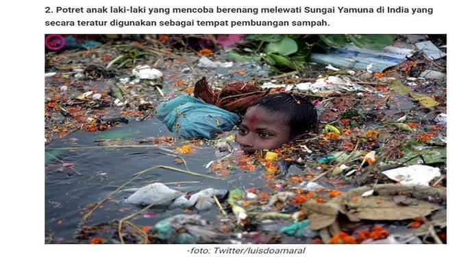 Gambar Tangkapan Layar Artikel dari Situs brilio.net