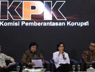 Bersama KPK, Tiga Menteri Diskusi Bareng Lawan Korupsi