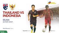 Sea games 2019 - Sepak Bola - Thailand Vs Indonesia 2 (Bola.com/Adreanus Titus)