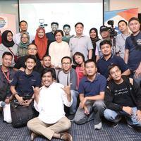 Buka Bersama SCTV dan Media