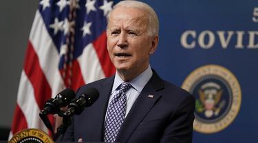 Presiden Amerika Serikat Joe Biden (AP)