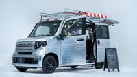 Berlangsung Daring, Honda Tetap pamer Mobil Modifikasi keren di Auto Salon 2021 (Ist)