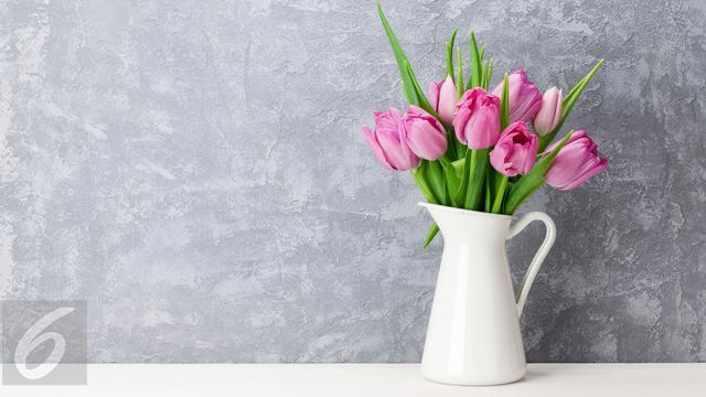 4 Trik Jitu Untuk Membuat Bunga Tak Cepat Layu Lifestyle Liputan6 Com
