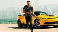Mark Wahlberg mengutarakan fakta mengenai kontraknya dengan proyek film-film baru Transformers, termasuk Transformers 5.