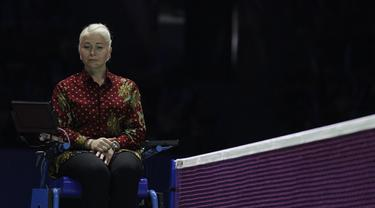 Wasit Indonesia Open 2019