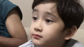 Disebut Mirip Anggota NCT, Rafathar Tak Mau Jadi K-Pop Idol