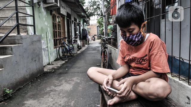 Zona Merah Covid-19 di Jakarta Menyebar Jadi 54 RW