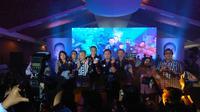 Bima Arya dan Dedie A Rachmin menggelar deklarasi maju Pilwalkot Bogor