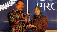 Baru pertama kali ikut Indonesia SDGs Award,  PLN berhasil memborong 10 penghargaan di berbagai kategori.