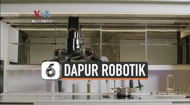 DAPUR ROBOTIK