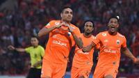 Pelatih Persija Jakarta, Stefano Cugurra Teco, menyebut kemenangan 4-1 atas PSIS Semarang jadi modal berharga buat timnya yang akan menghadapi Tampines Rovers. (dok. Persija Jakarta)
