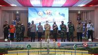 Kapolda Sulut Irjen Pol Nana Sudjana mengatakan, pelaksanaan ETLE ini merupakan salah satu penjabaran Program Presisi atau Prediktif, Responsibilitas, Transparansi Berkeadilan yang digulirkan oleh Kapolri Jenderal Polisi Listyo Sigit Prabowo.
