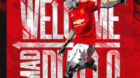 Amad Diallo. (Dok. Manchester United)