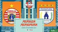 Shopee Liga 1 - Persija Jakarta Vs Persipura Jayapura (Bola.com/Adreanus Titus)
