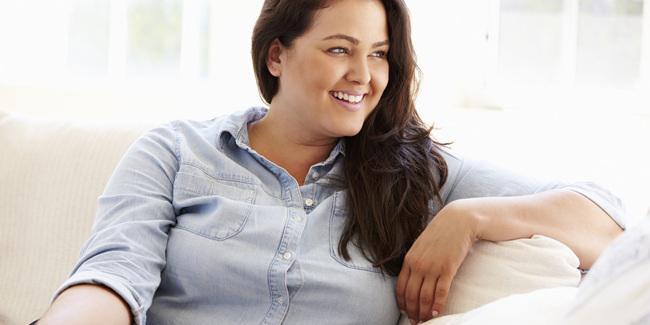 Tubuh montok punya manfaat positif/copyright Shutterstock.com