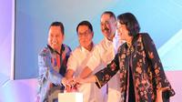 """Kegiatan Sinergi Aksi Informasi dan Komunikasi (SAIK) dengan tema """"Sinergi Indonesia Menuju Era Komunikasi 4.0"""" membahas tujuan peningkatan kinerja kehumasan dalam mendsitribusikan diseminasi informasi yang efektif dan efisien."""