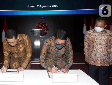 KAHMIPreneur Jalin Kerjasama dengan Bursa Efek Indonesia