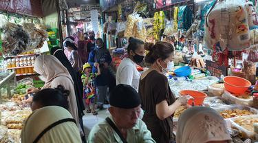 Waspadai Klaster Pasar Tradisional Jelang Hari Raya Idul Fitri