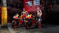 Pol Espargaro tak ingin menyia-nyiakan kesempatan membela Repsol Honda dan balapan setim dengan Marc Marquez di MotoGP 2021. (dok. Repsol Honda)