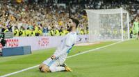 9. Isco (Spanyol) - Real Madrid. (AP/Paul White)
