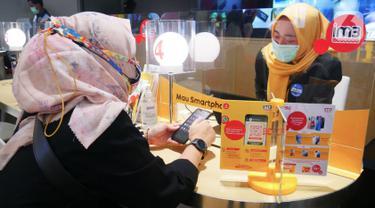 Hari Pelanggan Nasional Indosat Ooredoo Hadirkan Gerai Online