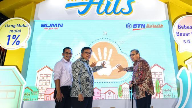 BBTN BTN Syariah Kenalkan KPR Hits Bagi Kalangan Milenial - Bisnis Liputan6.com