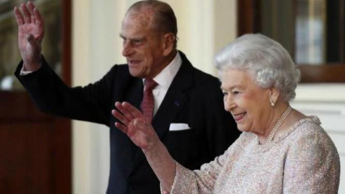 Best moment Ratu Elizabeth dan Pangeran Philip dalam rangka ulang tahun pernikahan mereka.