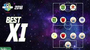 Cover Best IX Liga 1 2018