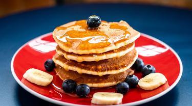 Ilustrasi pancake