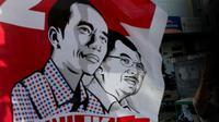 Untuk pertama kalinya ketua umum PDIP Megawati Soekarno Putri bersama sang putri Puan Maharani mendampingi Jokowi kampanye akbar.