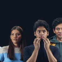The Overtunes feat Monita (Bambang E Ros/Fimela.com)