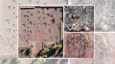 Misterius, Tumpukan 97 Mayat di Rumah Berusia Ribuan Tahun