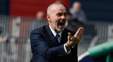 Stefano Pioli (Cagliari Vs Inter Milan)