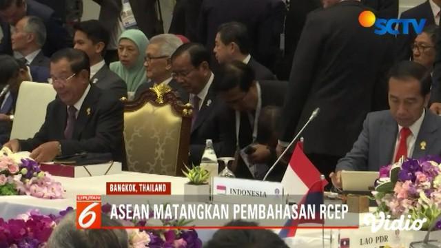 Kerjasama ekonomi komprehensif regional jadi angenda utama KTT ASEAN karena dianggap bisa jadi tumpuan pertumbuhan ekonomi.